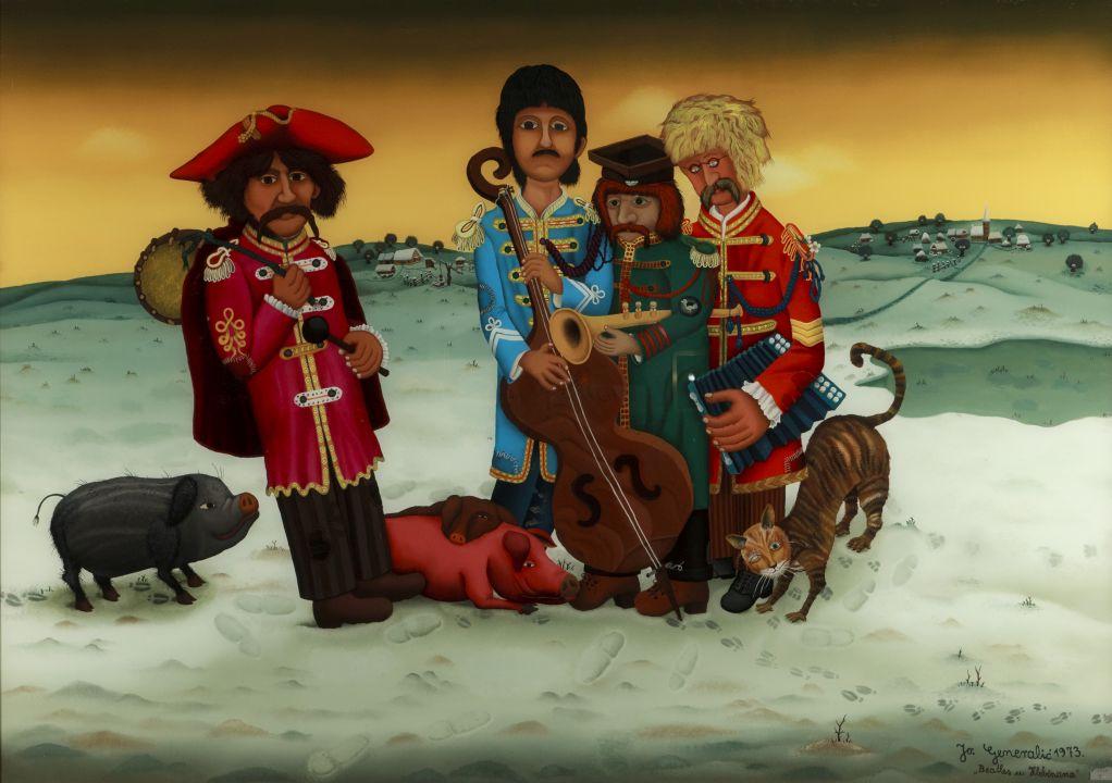 Beatlesi u Hlebinama